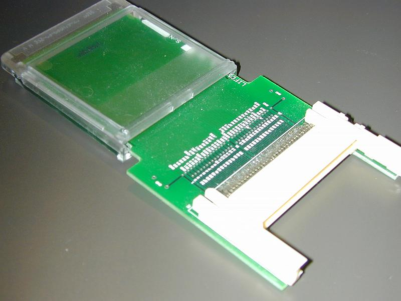 PCMCIA Adapter Board